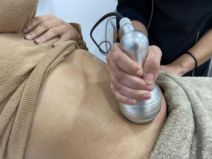 Cómo eliminar los michelines con ultrasonido